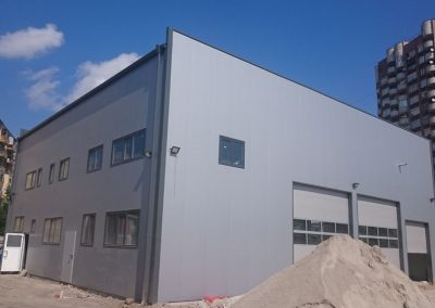 Industrial buildings and facilities (6)