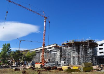 Infrastructure construction (1)
