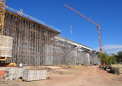 Infrastructure construction (8)