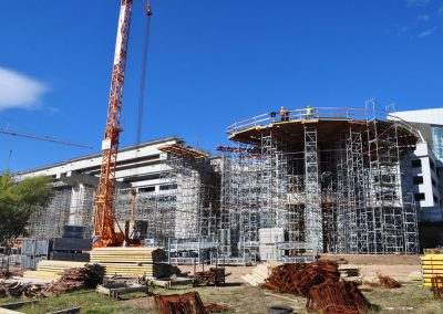 Infrastructure construction (9)