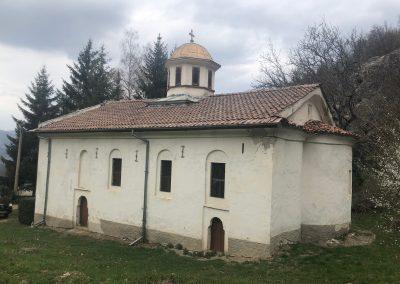 """Манастир """"Св. Йоан Предтеча"""", с. Жабляно"""